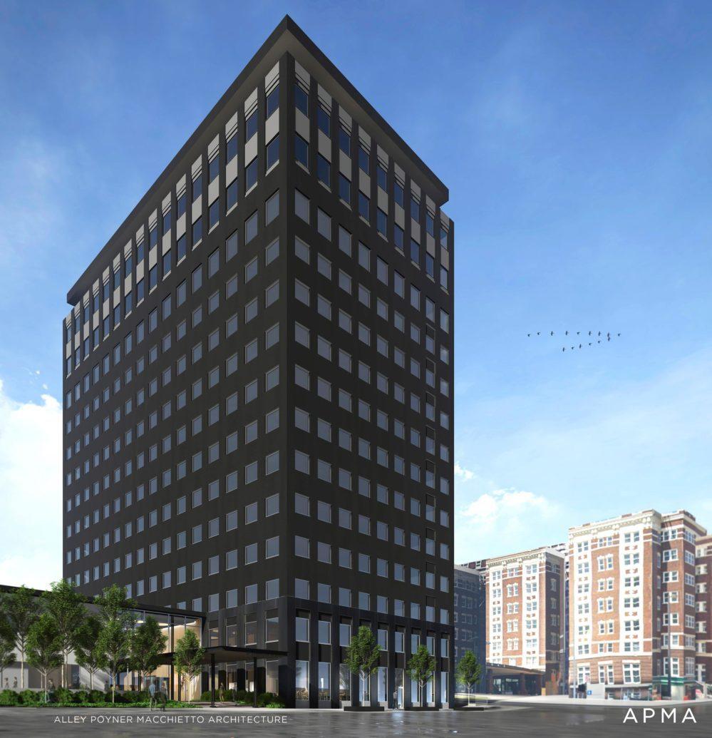 The Blackstone Plaza Luxury Modern Office Suites